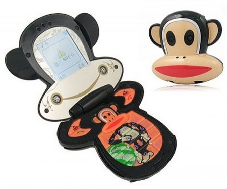 Monkeyphone from Paul Frank