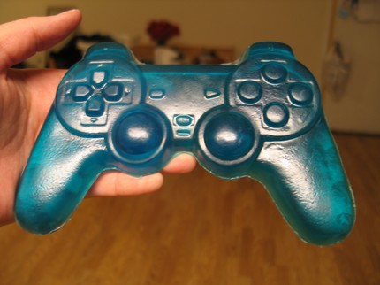 Playstation Controller Soap for a Good Clean Game