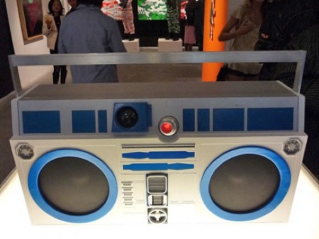 R2-D2 Boombox