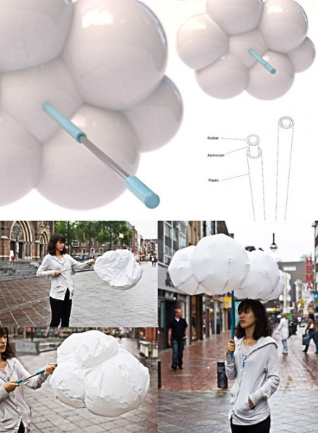 Cloud Umbrella Doesn't Look Particularly Effective