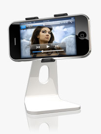 Podium iPhone Holder: Looks Great, Sued by Apple