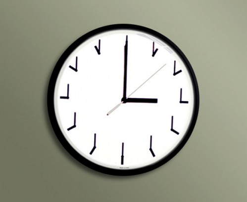 Redundant Clock Tells Time, Redundantly