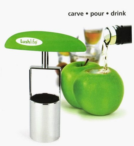 ShotCarver Turns Your Produce into Shot Glasses