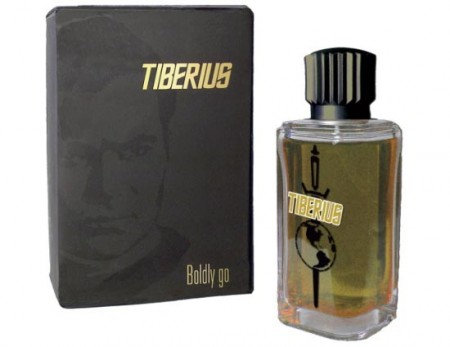 Star Trek Aftershave Boldly Goes.... On Your Face