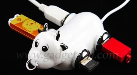usb cow hub 450x246 Pinboard