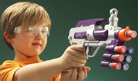 Wipeout Chalk Guns Could Lead to Chalkdust Torture