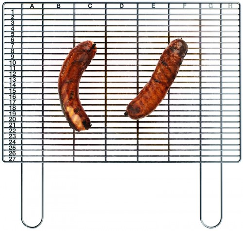 Excel Spreadsheet BBQ Grills from Art Lebedev