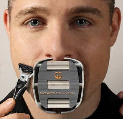 GoateeSaver Keeps Your Manscaping in Check