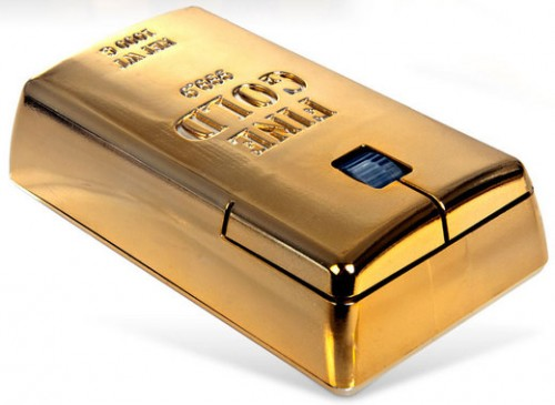 gold bar mouse 500x365 Pinboard