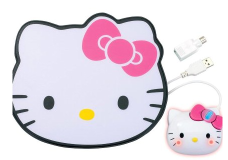 hello kitty mouse Pinboard