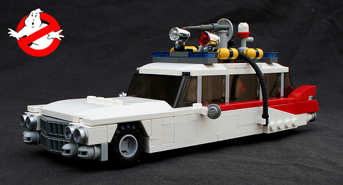 LEGO Ghostbuster's Ecto 1 Car