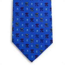 Say Hi to the Pi Tie