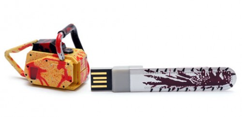 resident evil chainsaw usb flash drive 500x242 Pinboard