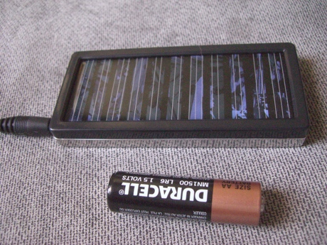 Review: Solar Charger and Flash Drive from BudgetGadgets.com