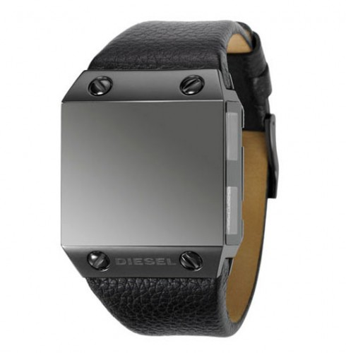 Diesel's Faceless Watch Still Tells Time