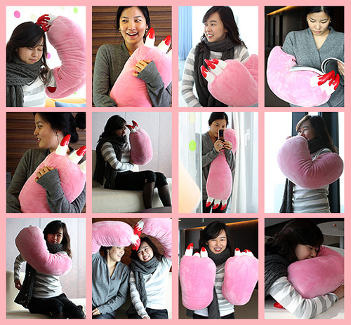 Gloomy Bear Arm Pillows