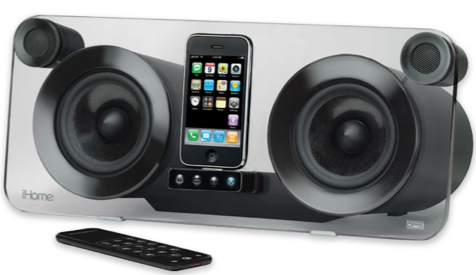 iHome iP1 Bongiovi Studio Series Audio System
