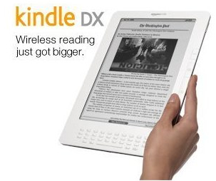 Kindle DX from Amazon Announced, Available to Order