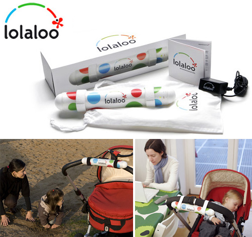 Lolaloo Turns Strollers into Rockers