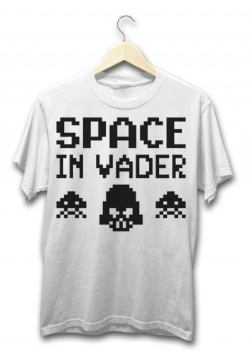 Space In Vader T-Shirt
