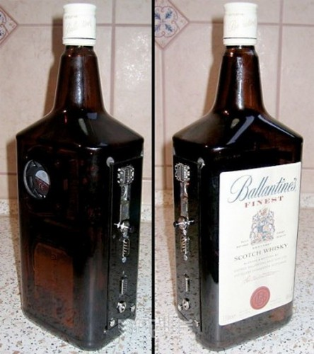 Whisky Bottle Case Mod: I'll Drink to That!