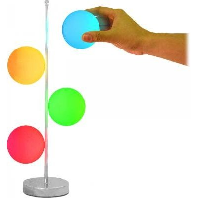 4 ball color changing lamp Magnetic 4 Ball Color Changing Lamp