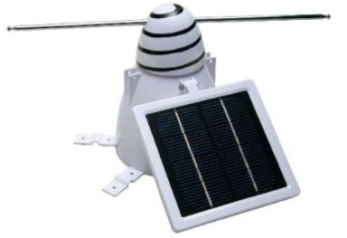 Bird-B-Gone Solar Powered Bird Repeller