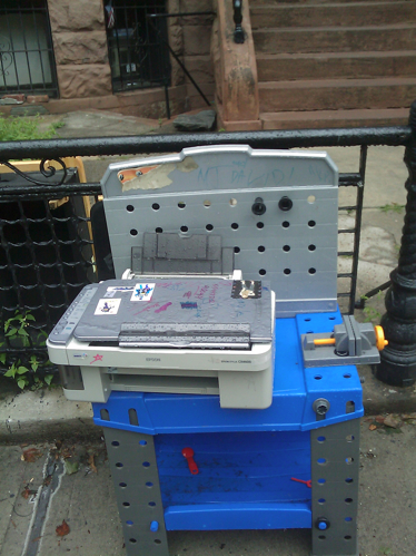 Epson CX4600: Discarded Tech- A Sociological Study on Technology via the Refuse of a Community