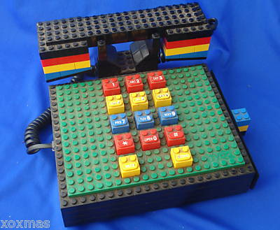 Working Lego Telephone (Landline)