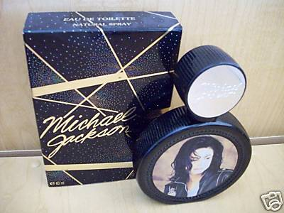 michael jackson eau de toilette 10 Very Strange Michael Jackson Items