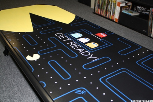 pac man coffee table 3 Pac Man Coffee Table