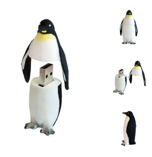 Save the Penguins with a Penguin USB Flash Drive