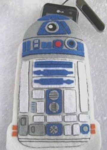 R2D2 Felt iPhone 3G Case