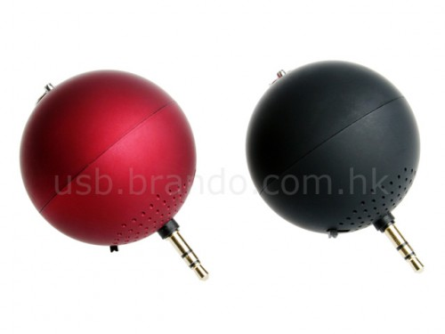 usb mini ball speaker 500x375 Pinboard