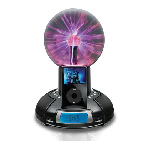 einstein photo ball ipod dock Einstein Sound Master Photon Ball iPod Dock