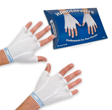 Handerpants: Underwear for your Hands