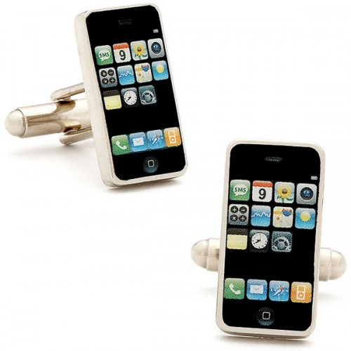 iphone cufflinks 500x500 Pinboard