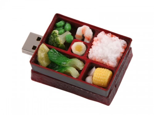 Bento Box USB Drive