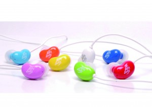 Jelly Belly Earbuds
