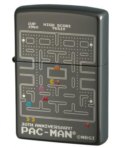 Pac-Man Zippo Lighters
