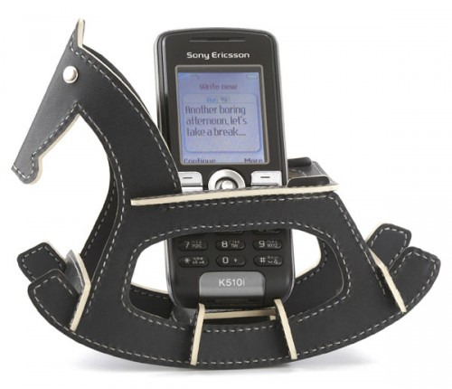 rocking horse gadget holder 500x430 Pinboard