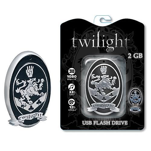 Twilight 2GB USB Flash Drive