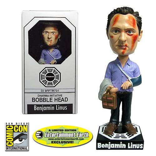 Lost's Benjamin Linus Bobble Head