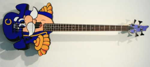 Cap'n Crunch Guitar Can Lay Down Some Crunchy Grooves