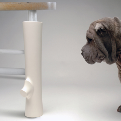 Chair Leg Dog Chew Toy