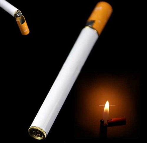 cigarette shaped lighter 499x483 Pinboard