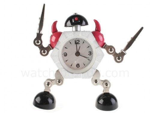 Cute Robot Clock