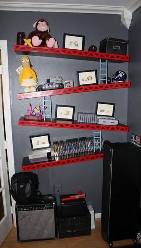 Donkey Kong Shelves