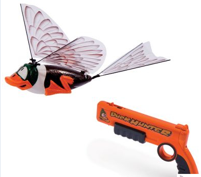 Live Action Flying Duck Hunt Toy Now Available