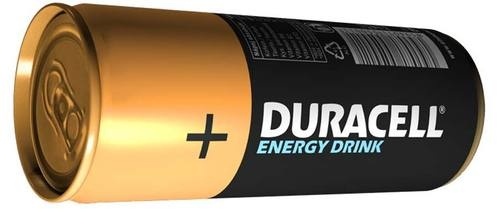 Duracell Energy Drink